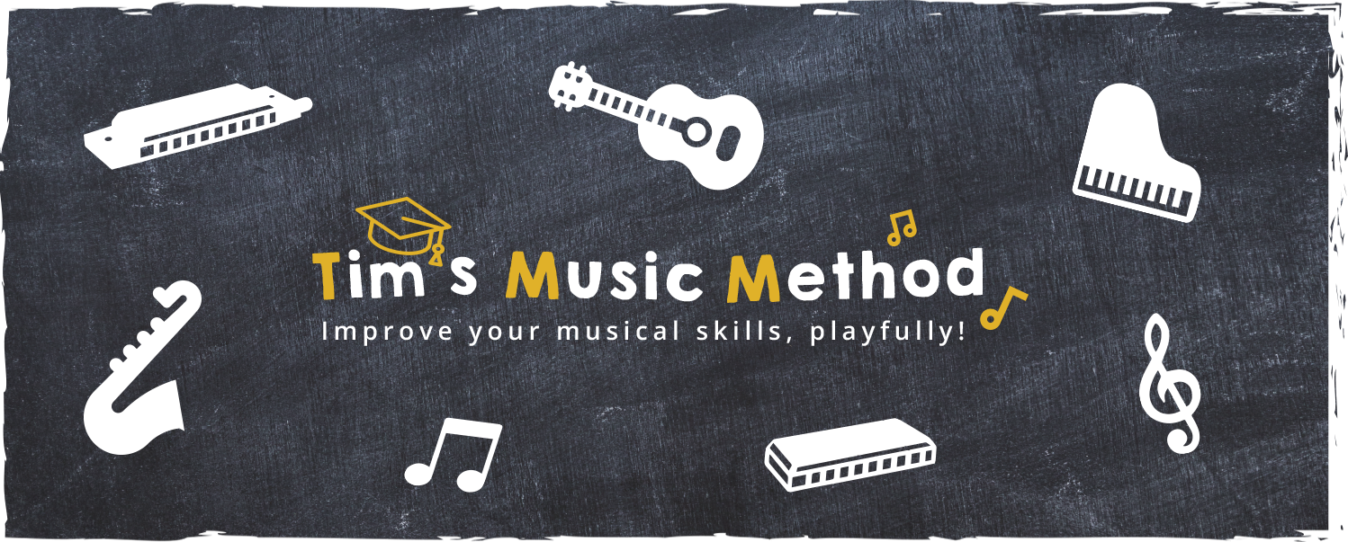 Improve your musical skills. Playfully! Voor beginners en gevorderden: The proven method to become a master musician